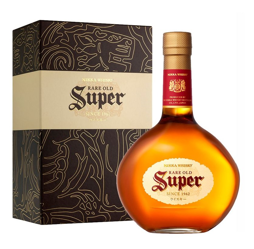 Nikka (whisky) Nikka Super Nikka Revival Whisky, 0,7l