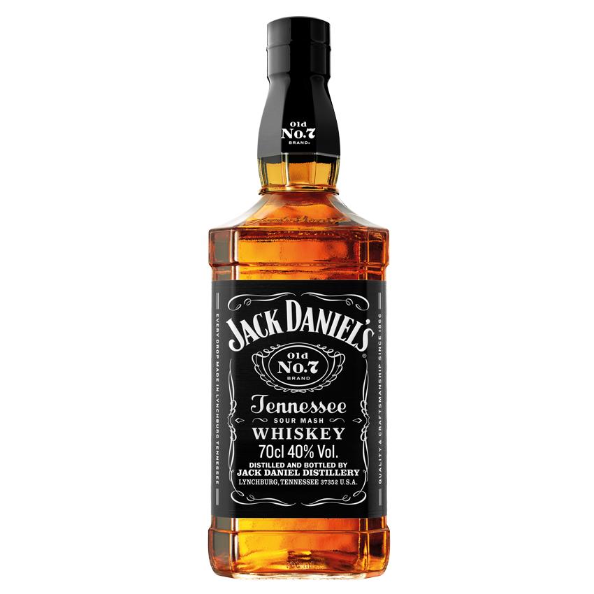 Jack Daniel's Tennessee whiskey Jack Daniel´s No.7, 40%, 0,7l