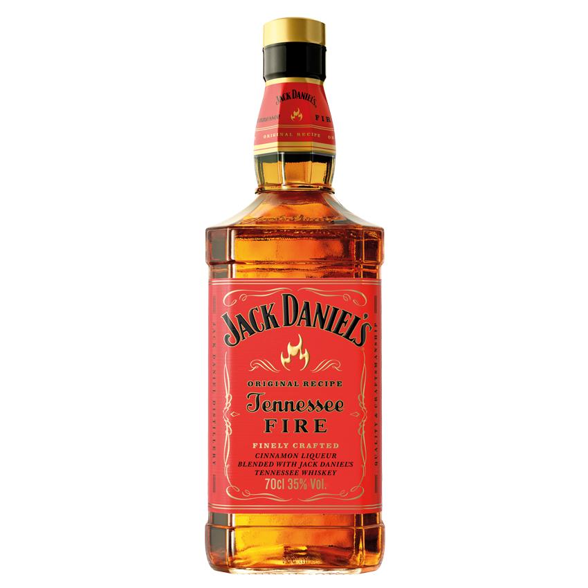 Jack Daniel's Tennessee whiskey Jack Daniel´s Fire, 40%, 0,7l