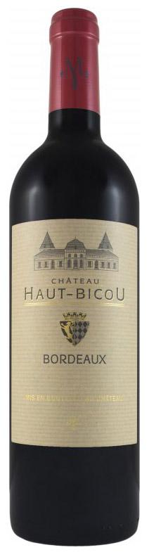 Bordeaux rouge - Château Haut Bicou, 0,75l