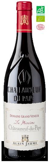 Châteauneuf-du-Pape Domaine Grand Veneur Le Miocene 2018, Alain Jaume, 0,75l