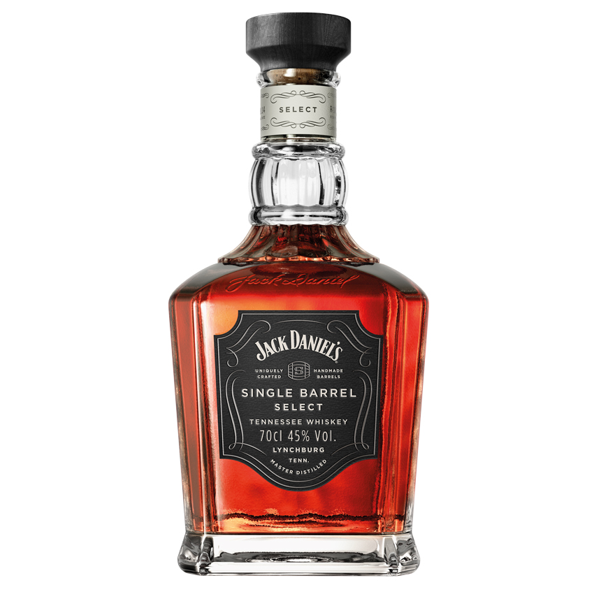 Jack Daniel´s Single Barrel, 45%, 0,7l