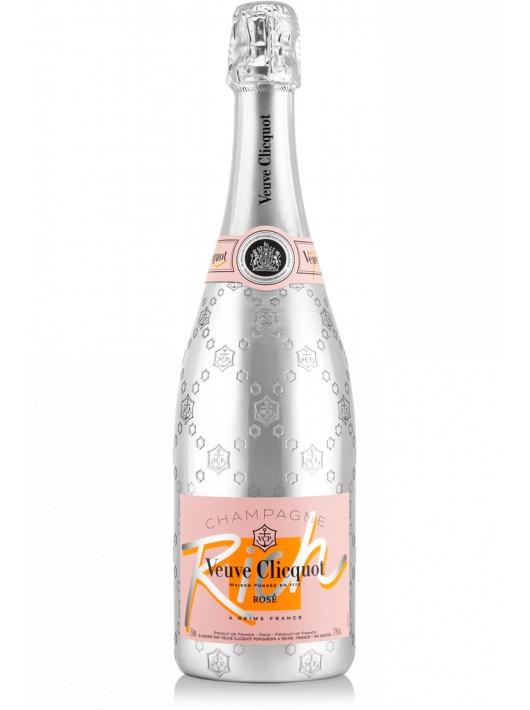 Veuve Clicquot Ponsardin Rich Rosé, 0,75l