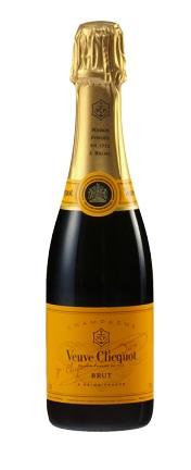 Veuve Clicquot Ponsardin Brut Demi Bouteille, 0,375l