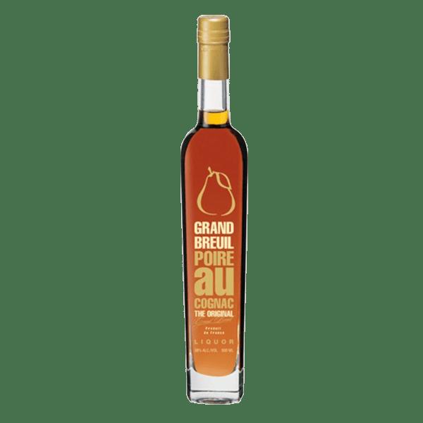 Tessendier & fils Grand Breuil Poire au Cognac, 0,5l