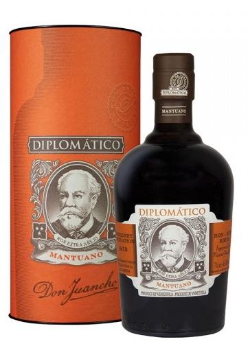Diplomático Mantuano Rum, 0,7l