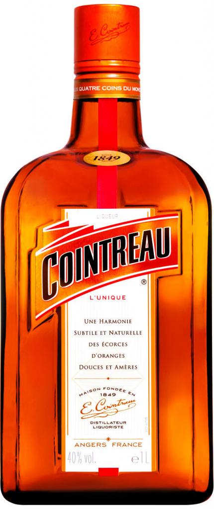 Rémy Cointreau Cointreau Liguer, 40%, 1l