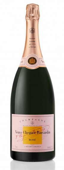 Veuve Clicquot Ponsardin Rosé, 0,75l