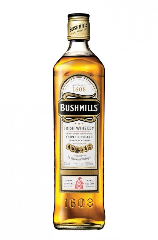 Bushmills Original, 40%, 0,7l