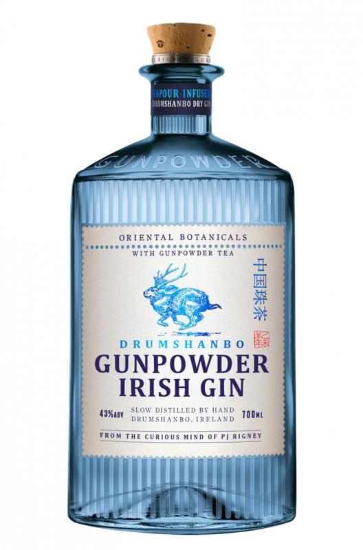 Drumshanbo Gunpowder Irish Gin, 43%, 0,7l