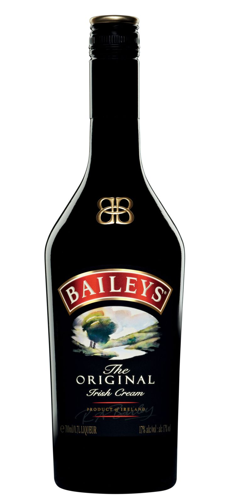 Bailey&Co. Baileys Original, 17%, 0,7l