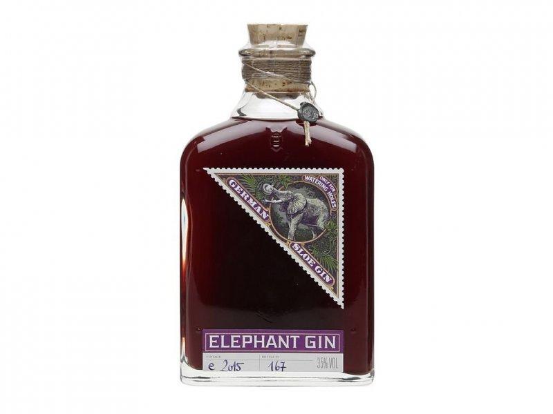 Elephant Gin Ltd. Elephant Sloe Gin, 35%, 0,5l