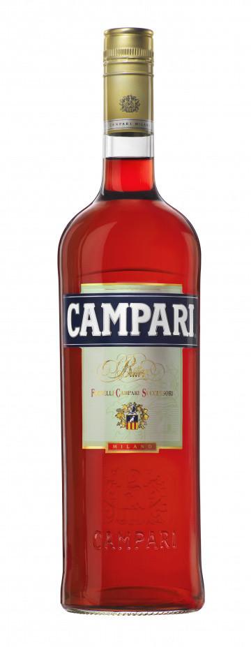 Campari Bitter Likér, 25%, 0,7l