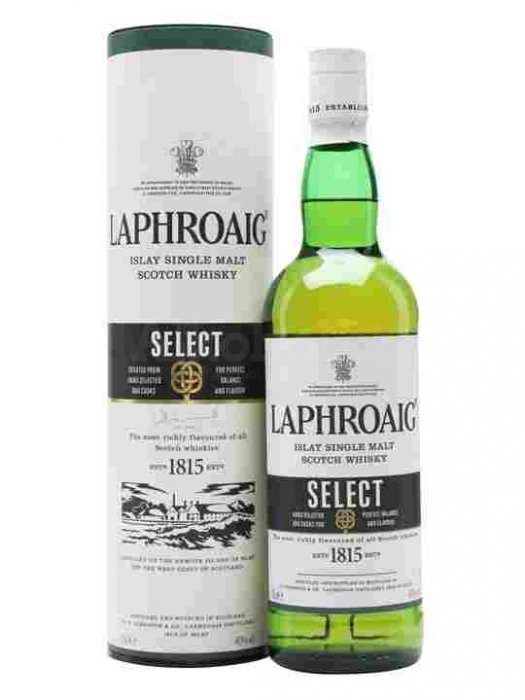 Laphroaig whisky Select, 40%, 0,7l