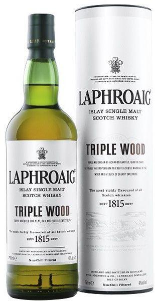 Laphroaig whisky Laphroaig Triple Wood, 48%, 0,7l