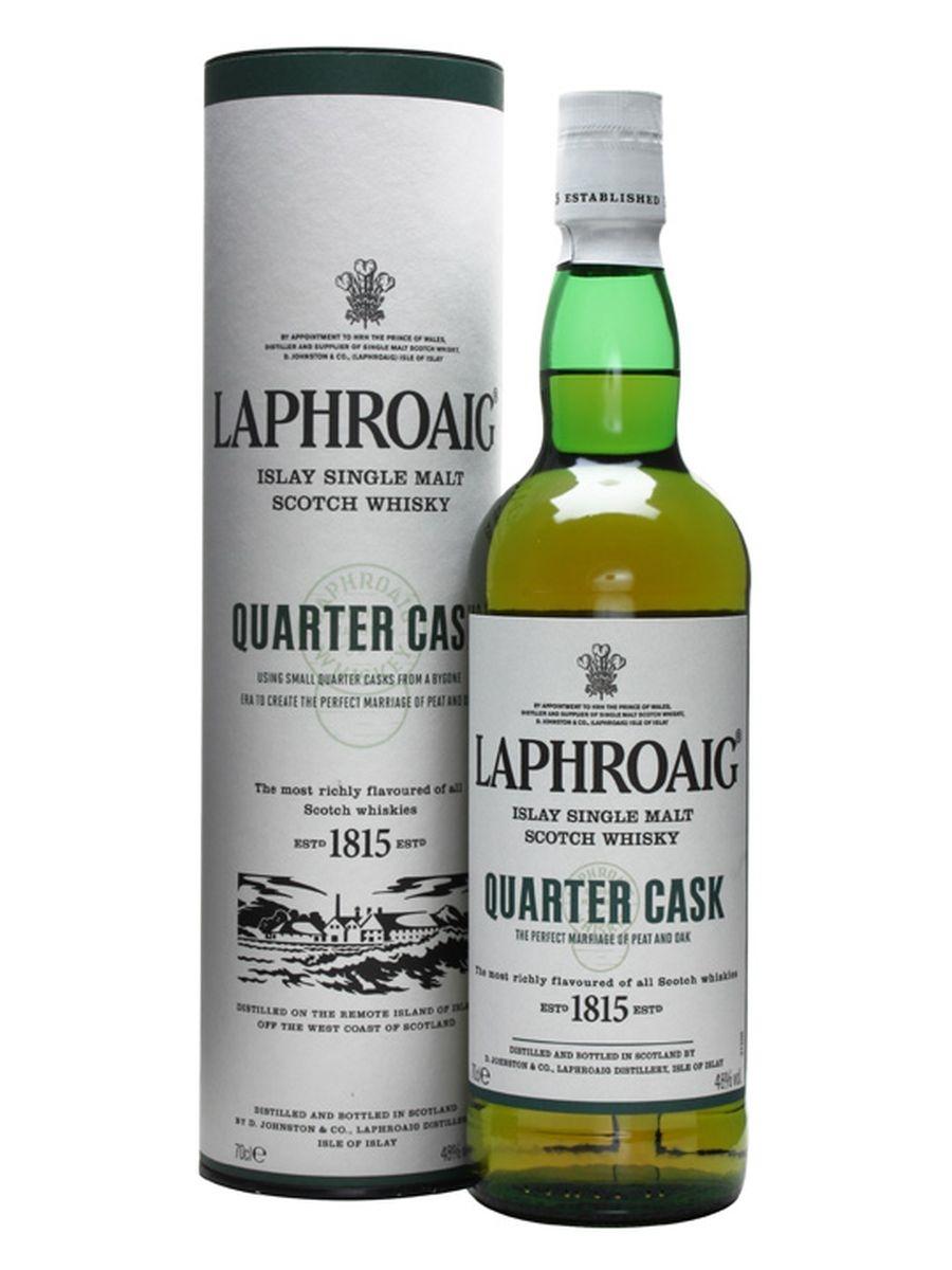 Laphroaig whisky Laphroaig Quarter Cask, 48%, 0,7l