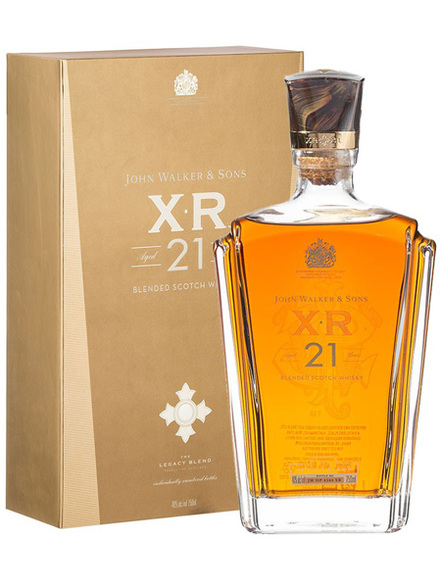 Johnnie Walker XR 21 YO, Gift Box, 40%, 1l