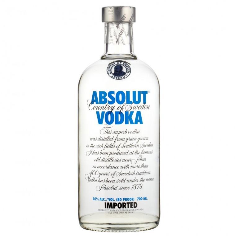Absolut vodka Absolut Blue Vodka, 40%, 0,7l
