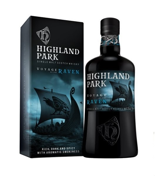 Highland Park Voyage of the Raven, Gift box, 41,3%, 0,7l