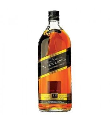 Johnnie Walker Black Label, 40%, 3l