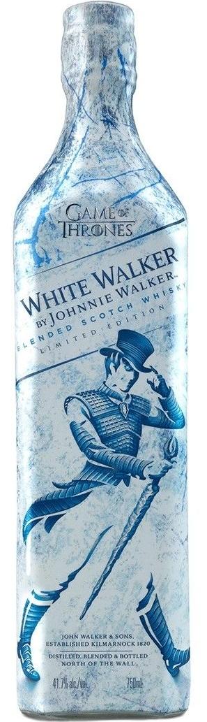 Johnnie Walker White Walker Game Of Thrones, 41,7 %, 0,7l