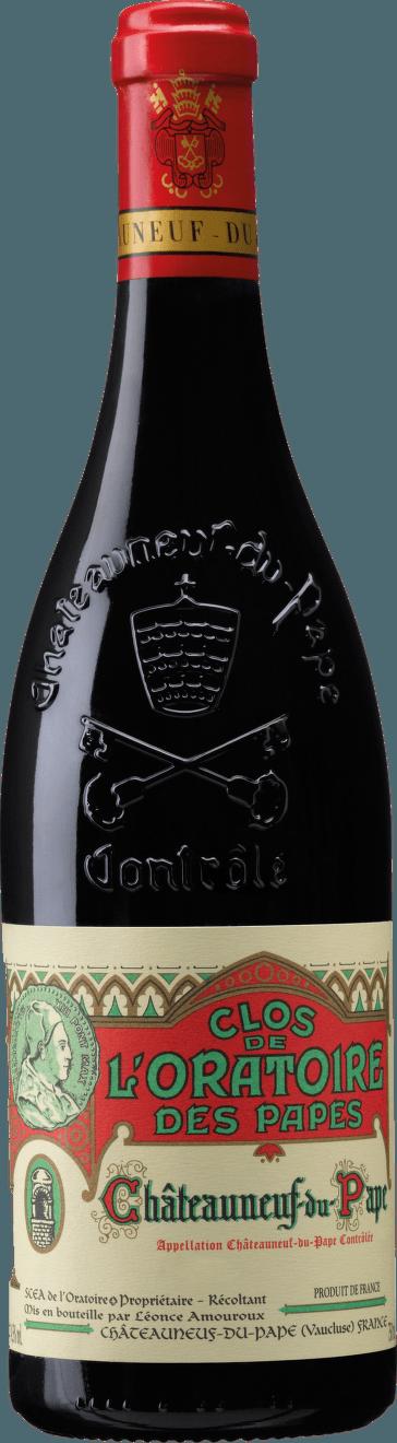 Châteauneuf-du-Pape 2016 - Clos de l´Oratoire, 0,75l
