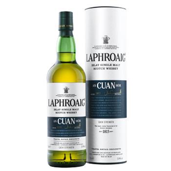 Laphroaig whisky Laphroaig An Cuan Mor, Gift Box, 48%, 0,7l