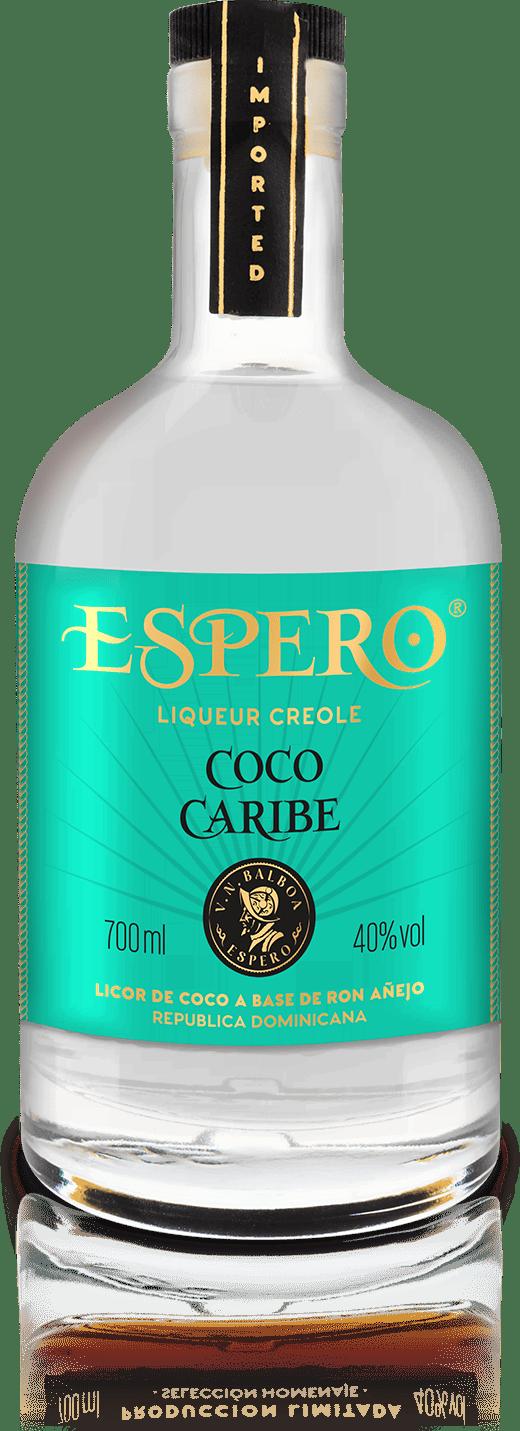 Ron Espero Creole Coco Caribe, 40%, 0,7l
