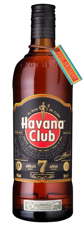 Havana Club Aňejo 7 YO, 40, 0,7l