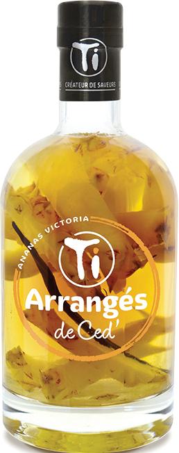 Ti Arranges Ananas Victoria, 0,7l