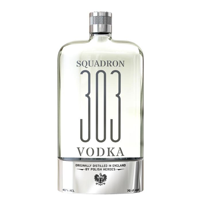 Squadron 303 vodka, 40%, 0,7l