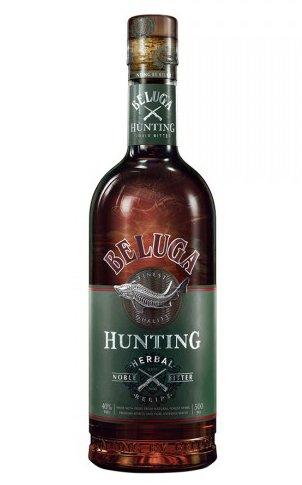 Beluga Hunting Herbal, 40%, 0,7l