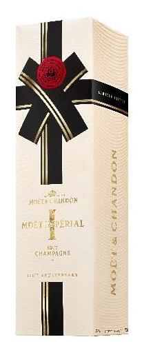 Moët & Chandon Impérial Brut - Festive Box, 0,75l