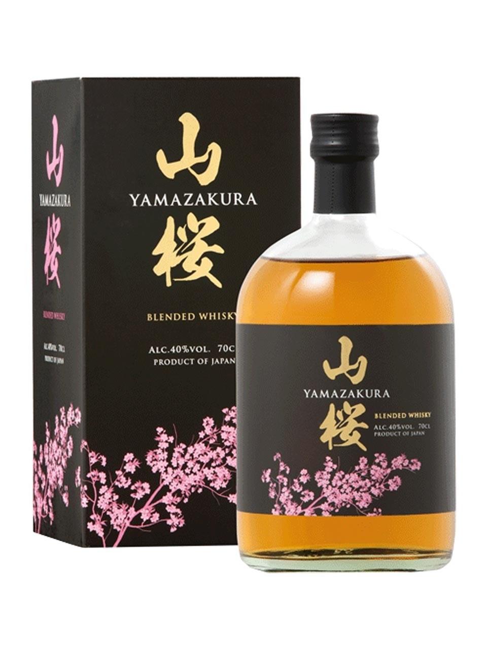 Yamazakura Blended, Gift Box, 40%, 0,7l