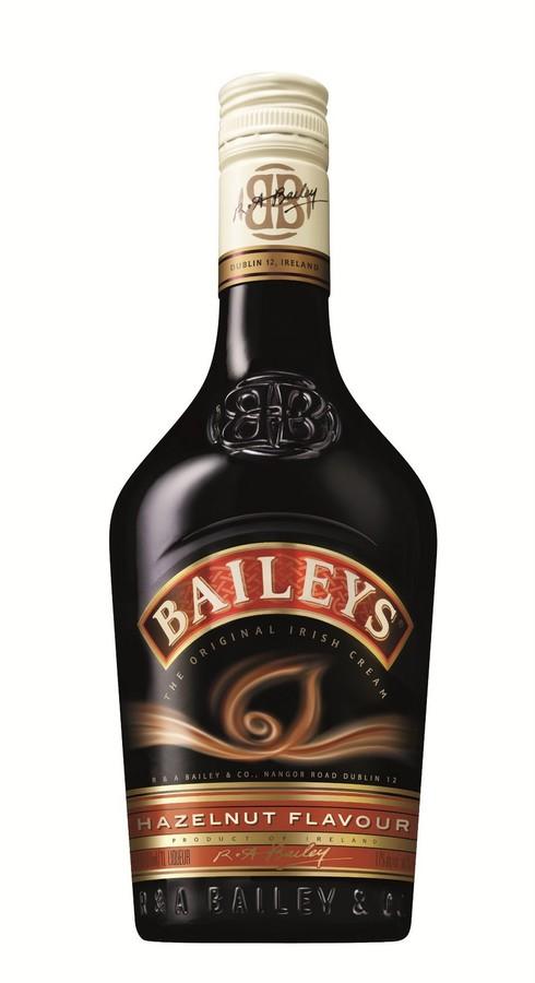 Bailey&Co. Baileys Hazelnut, 17%, 0,7l