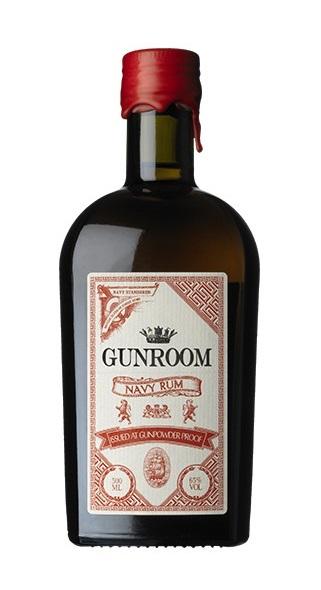 Gunroom Navy Rum, 65%, 0,5l