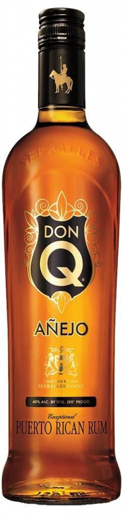 Don Q Anejo, 40%, 0,7l