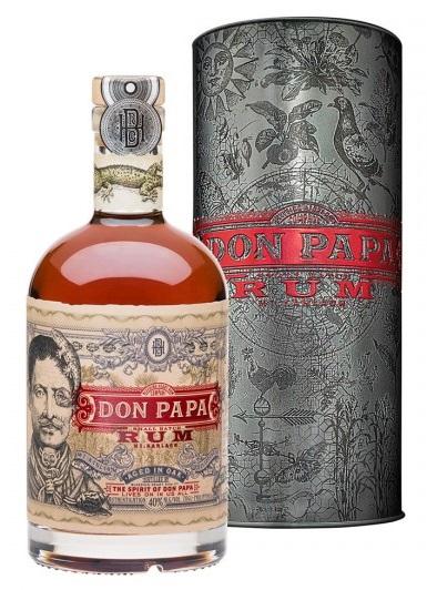 Don Papa Rum Don Papa Art 2019, 40%, 0,7l