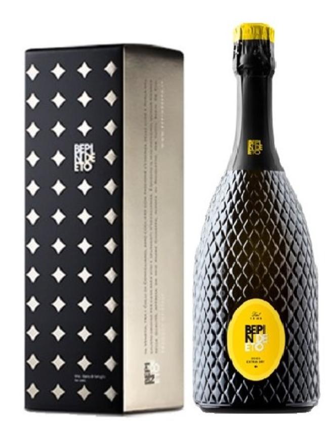 Bepin de Eto - Prosecco DOCG Superiore Millesimato extra dry MAGNUM, 1,5l