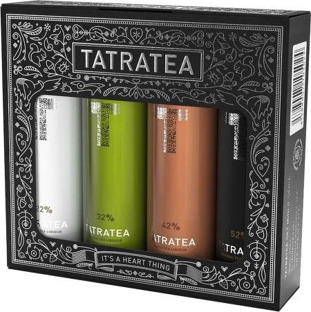 TATRATEA mini set mix, 4 x 0,04l
