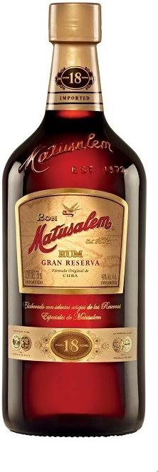 Ron Matusalem Matusalem 18 YO Gran Reserva, 40%, 0,7l
