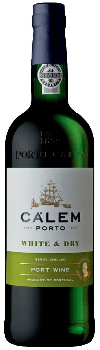 CÁLEM Fine White & Dry Port, 0,75l