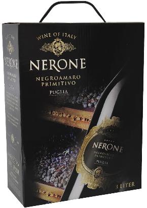 Prodotti d´Italia Primitivo / Negroamaro - Nerone, Bag in bag, 3l