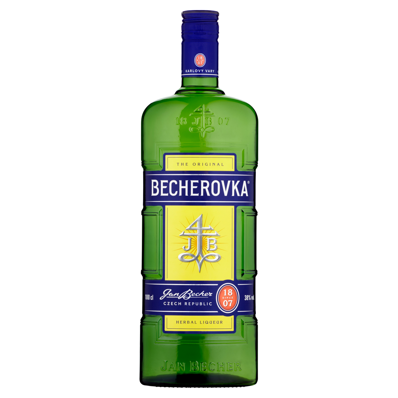 Jan Becher Becherovka, 38%, 1l