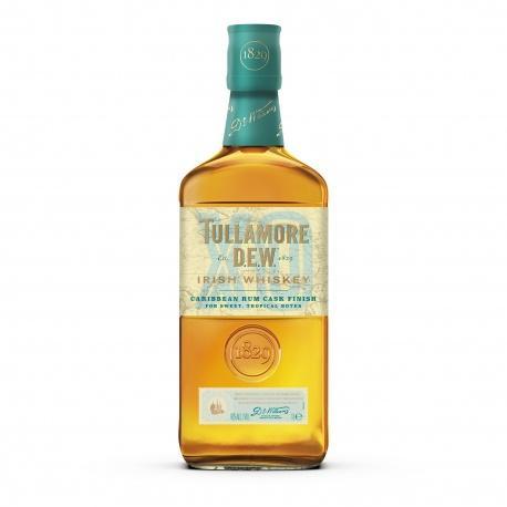 Tullamore Dew XO Rum Cask, 43%, 0,7l