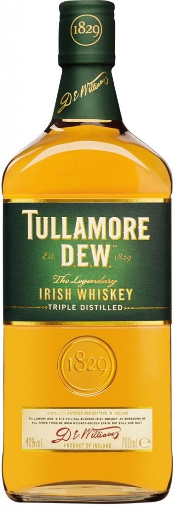 Tullamore Dew, 40%, 0,7l