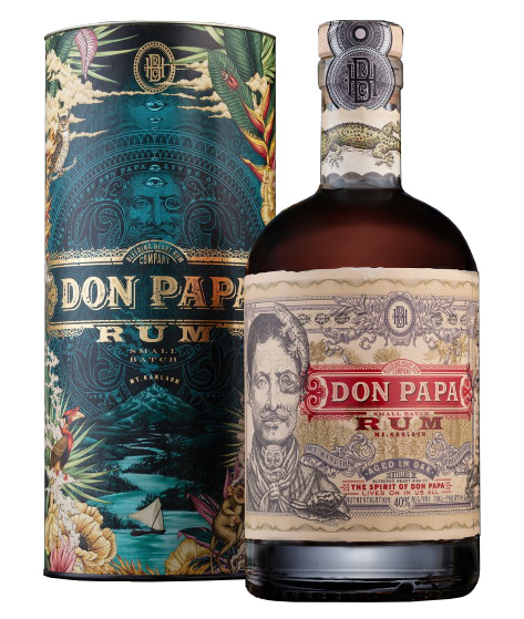 Don Papa Rum Don Papa COSMIC, 40%, 0,7l