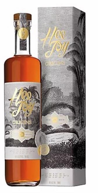 Hedonist spirits Hee Joy Origins Rum 40%, 0,7l