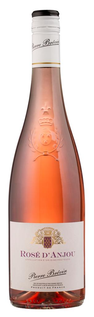 Pierre Brevin Rosé D´Anjou, 0,75l
