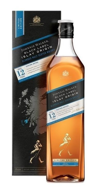 Johnnie Walker Black Label ISLAY Origin, 42%, 1l